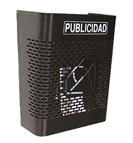 BTV 00241 brievenbus reclame 241 klein zwart 0