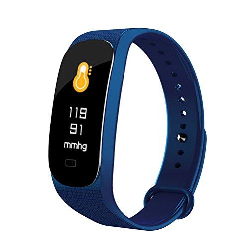 NICERIO M5 Smartband Bluetooth Smart Watch Blutdruck Pulsmesser