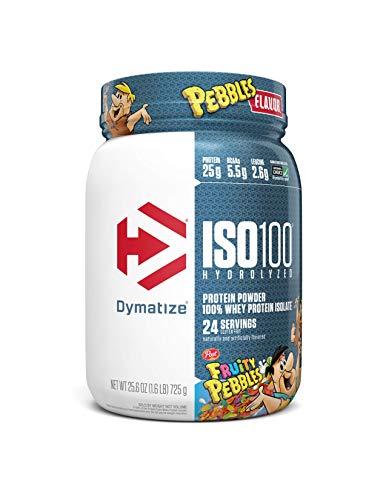 Dymatize ISO100 Hydrolyzed Protein Powder, 100%...