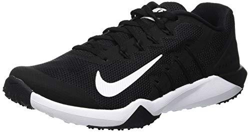 Nike Retaliation 2, Zapatillas de Gimnasia Hombre, Negro (Black/White/Anthracite 001), 45.5 EU