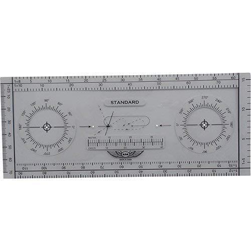 ASA Instrument Flight (IFR) Navigation Chart Plotter - ASA-CP-IFR-2