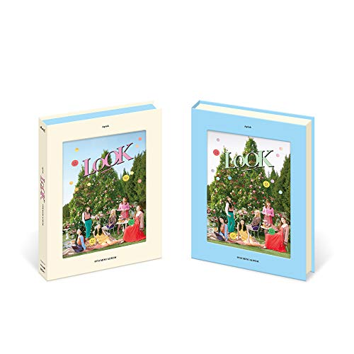 [album]Look:9th Mini Album – Apink[FLAC + MP3]