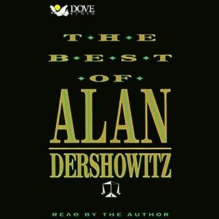 The Best of Alan Dershowitz audiobook cover art