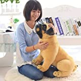Tickles Big Size Bull Dog Soft Stuffed for Kids 55 cm