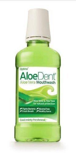 Aloe Vera Mouthwash (250ml) - ( x 5 Pack) by Aloe Dent