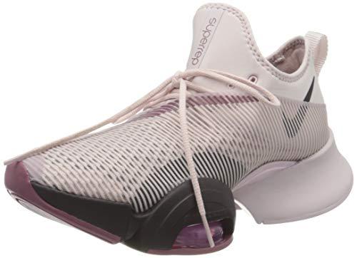 Nike Air Zoom SuperRep, Zapatillas de Entrenamiento Mujer, Rosa (Barely Rose/Burgundy Ash/Shado), 41 EU