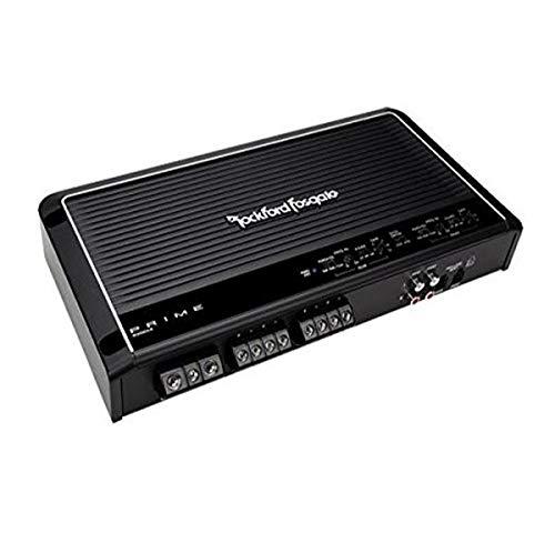 Rockford Fosgate Prime–Amplificador de 4Canales