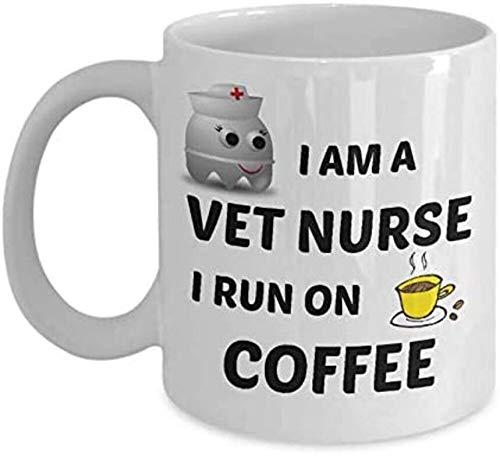 Vet Nurse Mug Funny Unique Nursing Mug Is One Of The Best Mugs For Nurses Nurse Scrubs