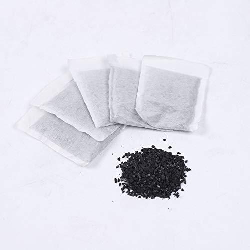 Tan 20* Aktivkohlefilter Aktivkohle Activated Carbon Filters Filter Packs für Wasserdestillatoren Dental Wasser Distiller