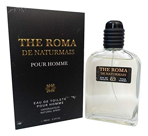 The Roma Eau De Toilette Intense 100 ml, Profumo Uomo. Compatibile con Roma Laura Biagio.