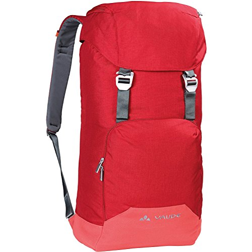 VAUDE Colleagues Consort Backpack with Laptop Compartment 59 cm Red