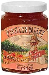 Pioneer Valley Gourmet Harvest Peach Cobbler Jam
