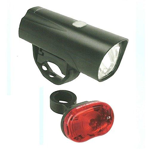 Smart Touring 30 LED Fahrradlicht Set Vorne und hinten + Stern
