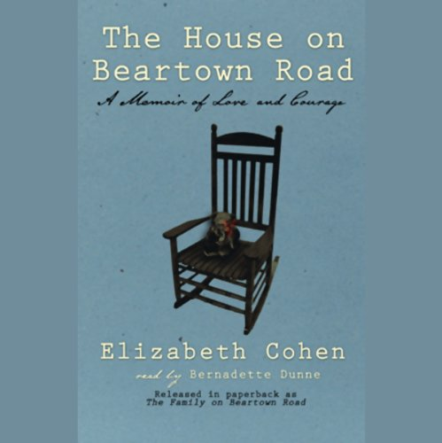 The House on Beartown Road audiobook cover art