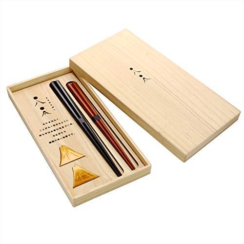 アイトー組箸(木箱入)兵左衛門丸八末広がり104506