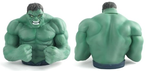 DE HULK MARVEL COMICS HEROS HARD VYNL GELD BOX/PIGGY BANK
