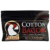Cotton Bacon Prime de Wick 'N' Vape - Algodón orgánico para vaper – Super absorbente