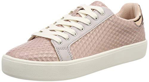 Tamaris Damen 1-1-23724-22 579 Sneaker, Pink (ROSE STRUCTURE 579), 39 EU