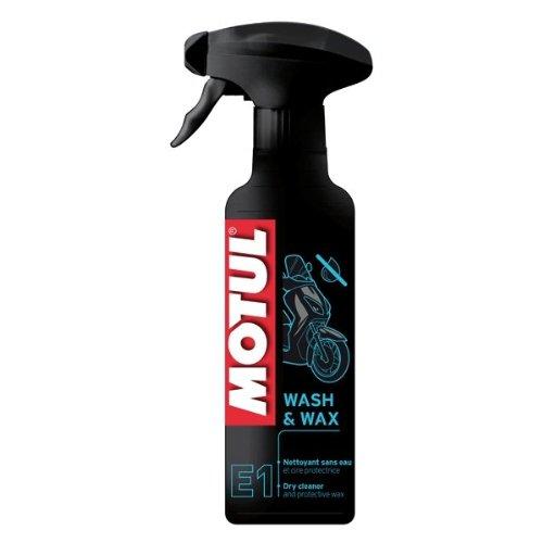 Motul E1 Wash and Wax Spray 400ml