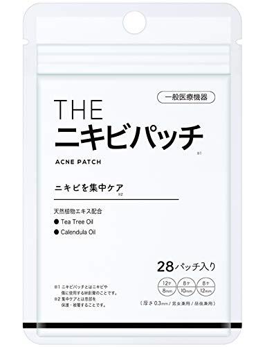 THE ニキビパッチ 28枚入り【一般医療機器】 [ にきび ニキビ アクネパッチ にきびパッチ ]