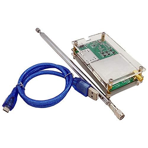 LilyJudy 10KHz-2GHz Banda Ancha de 14 bits Radios Definidas por Software Receptor SDR con Controlador de Antena y Software con TCXO 0.5PPM