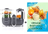 Babymoov Baby Cook Duo Baby Food Maker Steamer and Blender, Baby Food Maker for Infants and Toddlers...