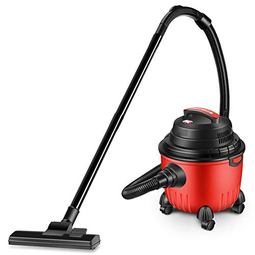 Check Out This Giow Household Hand-Held Vacuum Cleaner, Barrel Type Dry and Wet Blowing High Power Q...