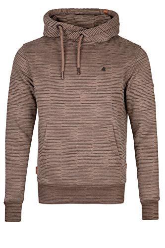 alife and Kickin JohnsonAK B Sweatshirt L, Sepia