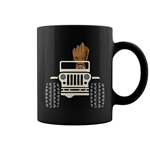Baby groot drive Mug Coffee Mug Gift Coffee Mug 11OZ Coffee Mug