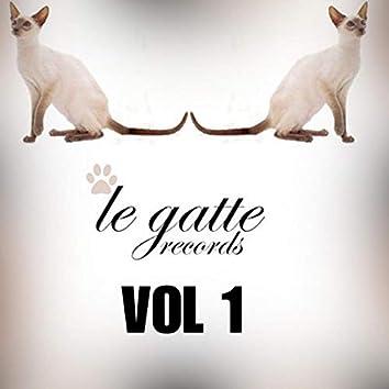 Le Gatte Records Vol 1
