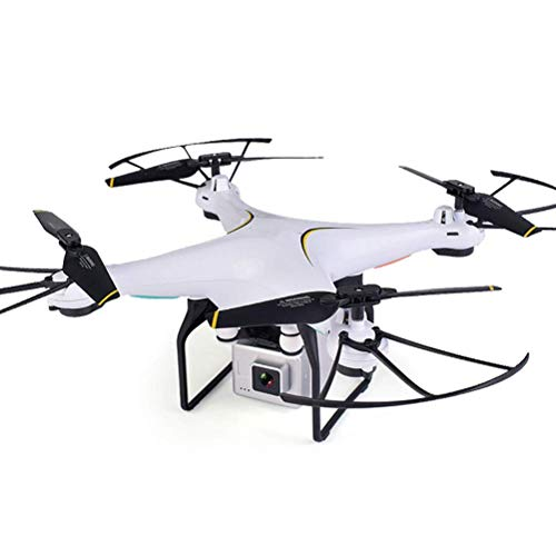 MEETGG Drohne RC Quadrocopter mit HD Kamera und Follow me Funktion Live Ü bertragung Hochhaltung Kopflos Modus Ideal fü r Ä nfanger und Kinder