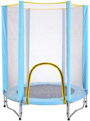 kaige Suge Pliable Fitness Workout Mini Trampoline Trampoline 55' Tout-Petit Exercice Trampoline, for Le Jardin...