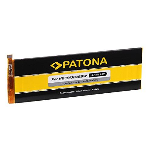 PATONA Bateria HB3543B4EBW Para Huawei Ascend P7
