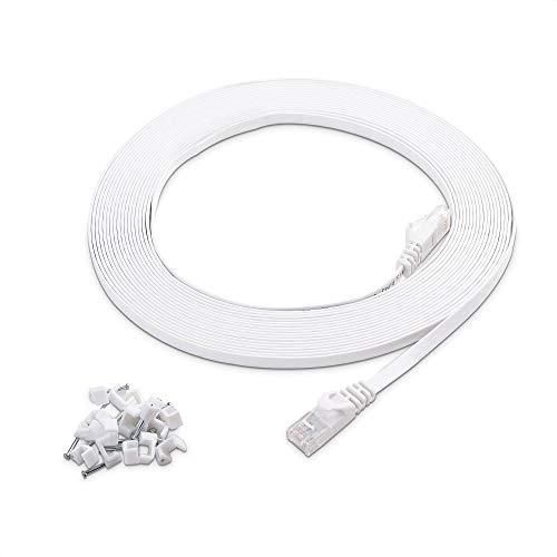 Cable Matters Cable Ethernet Plano de Cat 6 (Cable Ethernet Cat 6,...