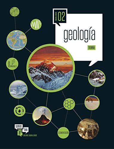 Geología, ciencias, Bachillerato 2