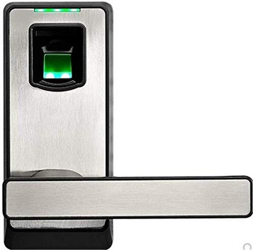 Cerradura electrónica inteligente Cerradura puerta biométrica Cerradura puerta con huella dactilar con entrada casa sin llave Bluetooth con su teléfono inteligente Cerraduras huella dactilar para do