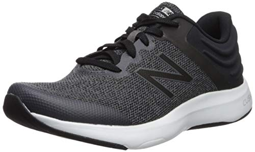 New Balance Men's Ralaxa V1 Walking Shoe, Black/Orca, 13 XW US