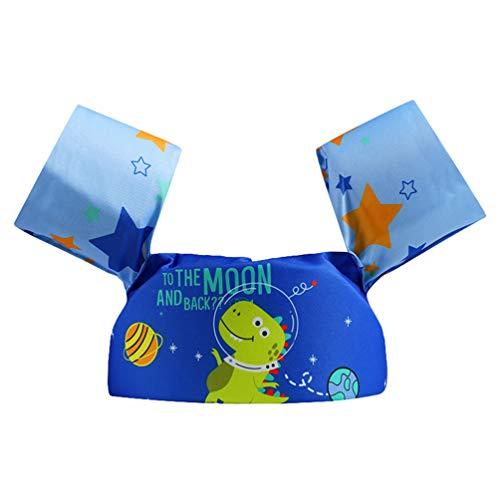 PengGengA Schwimmflügel Ausrüstung für Kinder, Schwimmwesten für Kinder von 2-6 Jahre 10-30kg, Verschiedenen Designs für Kleinkinder zum Schwimmenlernen Schwimmhilfe (Stil # 19, 1-6 Jahre)