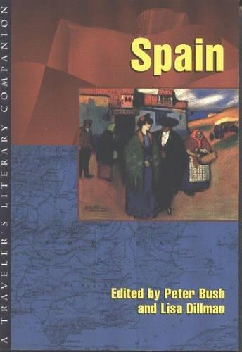 Spain: A Traveler's Literary Companion (Traveler's Literary Companions)