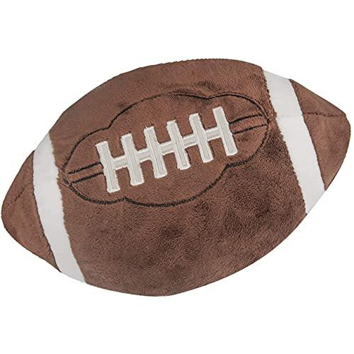 Ashley GAO 1: 1 almohada mullida y corta bola de juguete de peluche suave almohada en forma de bola, regalo de juguete para niños y habitación de niño