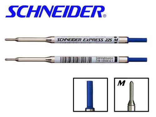 Kugelschreiber-Mine 225M Maxi Blau M Schneider, Liefermenge = 10