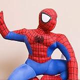 dingtian Juguete de Peluche 1pc 45cm Nuevo Artículo De Cómics Calientes Spider-Man Película Figura M...