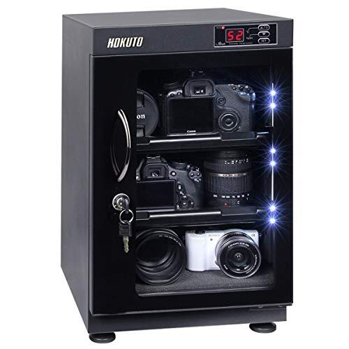 HOKUTO 防湿庫・ドライボックス 5年保証 カメラやレンズカビ対策 (38L全自動)
