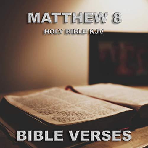 Holy Bible Kjv Matthew 8, Pt 2