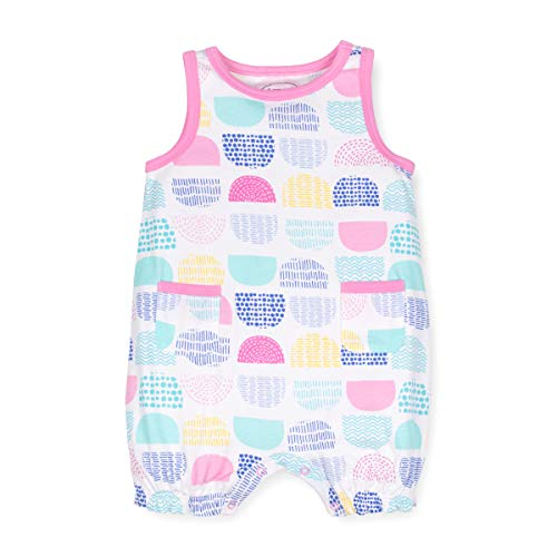 Product Image of the Lamaze Organic Baby Organic Baby Girl, Boy, Unisex Rompers, Coveralls, Pink Dot,...