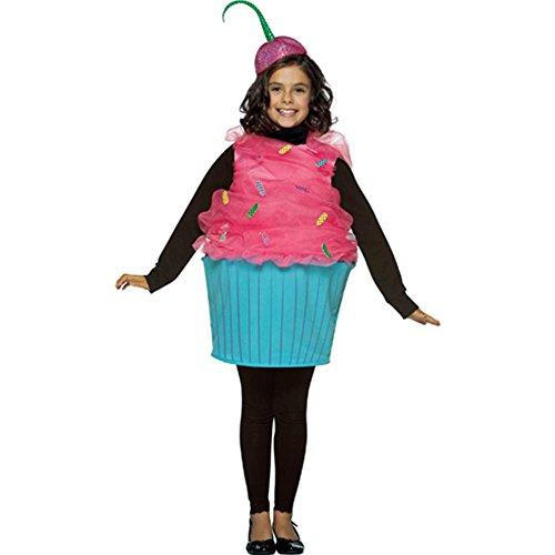 RASTA IMPOSTA - Disfraz de Cupcakes