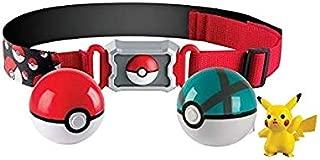 pokemon clip n carry pokeball