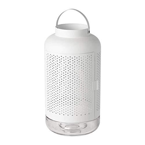 Ikea Adelhet 104.160.46 - Farol para Vela (40,6 cm), Color Blanco