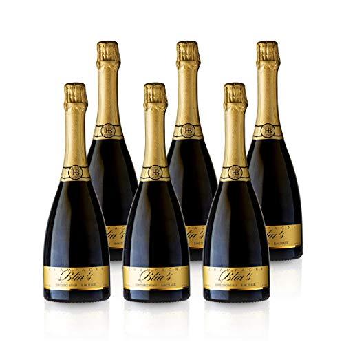2011 Blin`s Quintessence Meunier Blanc de Noirs - H.Blin - Champagner (extra brut) aus Frankreich/Champagne, Paket mit:1 Flasche