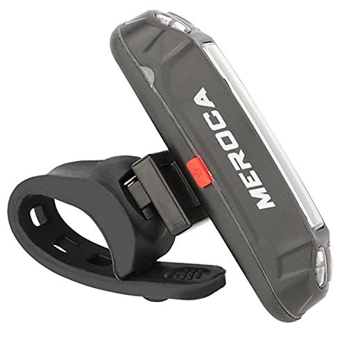 Wopam Luces para bicicleta de montaña, luces de conducción de carretera, luces recargables por USB